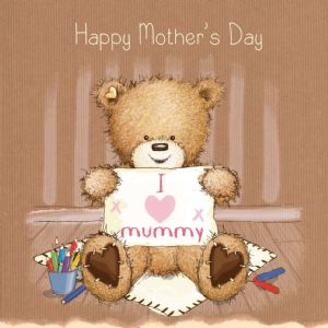 Happy Mothers Day - i love Mummy